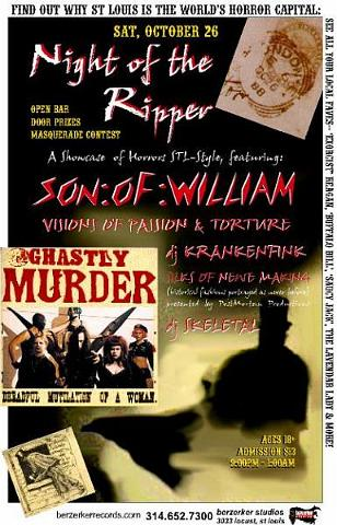 Night Of The Ripper - 2002