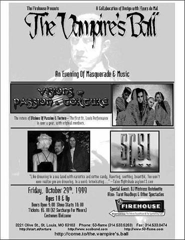 Vampire's Ball 1999